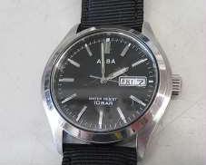 クォーツ・アナログ腕時計 ALBA
