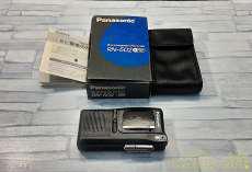 マイクロカセットレコーダー PANASONIC