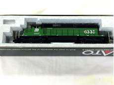 HOゲージ車両 SD40-2 Burlington Northern|KATO'