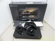 Xbox One X|MICROSOFT