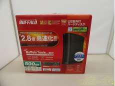 USB2.0/1.1 外付けHDD BUFFALO