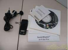 Sound Blaster X-Fi Go! Pro|CREATIVE