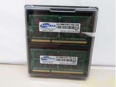4GB/2枚|RAMMAX