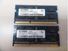 4GB/2枚 ELPIDA