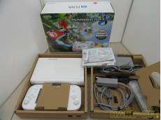 Wii U マリオカート8 セット シロ NINTENDO