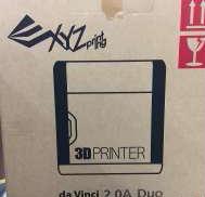 3Dプリンタ本体 XYZ PRINTING