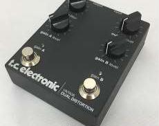 歪み系エフェクター|T.C.ELECTRONIC