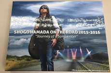 SHOGO HAMADA ON THE ROAD|Sony Music Entertainment