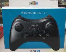 WiiU PROコントローラー (kuro)|NINTENDO