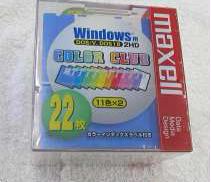 3.5型 フロッピーディスク 22枚入りBOX|マクセル