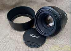 ニコン1用単焦点レンズ NIKON