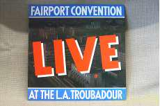 LP盤  Live At The L.A. Troubadour|Island Records