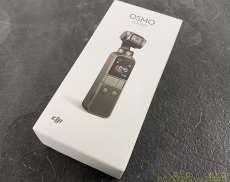【美品!!OSMO POCKET】超小型4Kジンバルカメラ OSMO