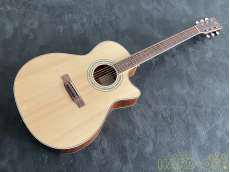 【至極美品!!単板木材】クラフトアコースティックギター|EYS