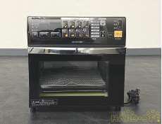 【自動調理メニュー機能搭載】リクック熱風オーブン|IRIS OHYAMA