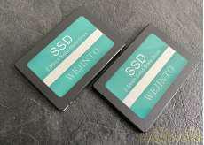【大容量512GB】SSD2個セット|WEIJINTO