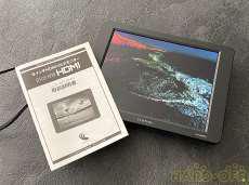 【HDMI端子搭載】8型サブ液晶ディスプレイ|CENTURY