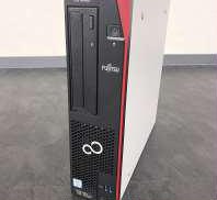 【Win10 Corei5-6thGen】デスクトップPC|FUJITSU