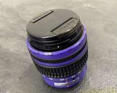 【レアな紫カラー!!】PENTAX SMC DA 18-55 PENTAX
