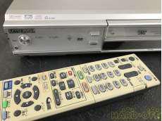 【当時物としては美品!!】アナログHDD/DVDレコーダー|MITSUBISHI