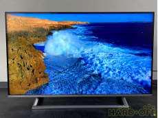 【美品!!4K対応!!】ハイセンス 43V型液晶テレビ HISENSE