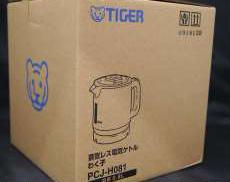 [PCJ-H081]電気ケトル|TIGER