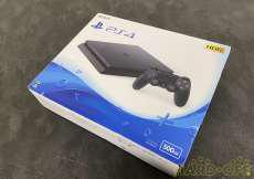 【ジェット・ブラック】プレイステーション4 HDD 500G|SONY