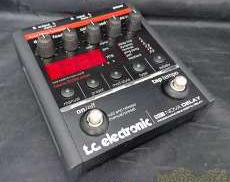 【TC2290デジタルディレイをコンパクトな形に発展】|T.C.ELECTRONIC