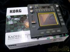 サンプリングキーボード KORG