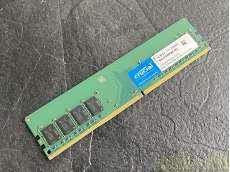 【8GB DDR4】PCメモリ|Crucial