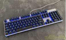 【104 Key Blue LED】ゲーミングキーボード|HAVIT