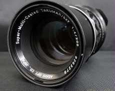 PENTAX中判カメラ用レンズ PENTAX
