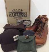 Wesco 100周年記念モデルブーツセット|WESCO