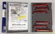 Nゲージ TOMIX 98695 近畿日本鉄道 80000系 ひのとり 6両編成 セ|TOMIX