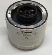 望遠レンズ CANON