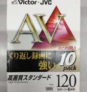 VHSビデオデッキ VICTOR