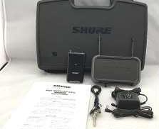 ワイヤレスマイク|SHURE