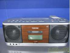 ハイレゾ対応SD/USB/CDラジオカセットレコーダー TOSHIBA