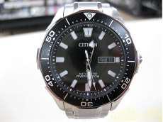 自動巻き腕時計 CITIZEN