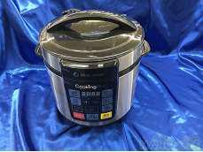 未使用品 Cooking Pro 電気圧力鍋|SHOP JAPAN
