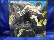LP盤 友川かずき / 千羽鶴を口に咬えた日々|HARVEST RECORDS