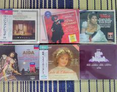 歌劇・オペラCDセット|海外系CD