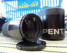 645用レンズ|PENTAX