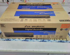 DVD/VHSデッキ|DX BROADTEC