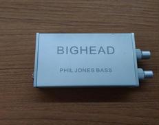 ベース用ヘッドフォンアンプ|PHIL JONES BASS