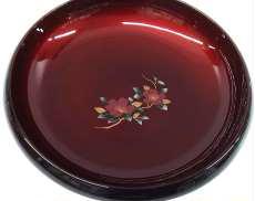 菓子鉢|会津塗