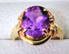 【まとめ買いがお得】K18リング|宝石付きリング