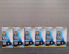 LED電球 100型×6個 口金E26|IRIS OHYAMA