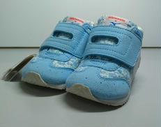 【13cm】ミキハウス×ミズノコラボ靴 ミキハウス