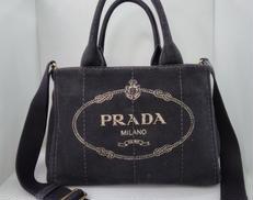 キャンバストートバッグ|PRADA